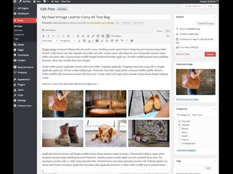 Adding Image Galleries in WordPress Posts and Pages