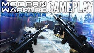 Call of Duty: Modern Warfare Multiplayer Gameplay