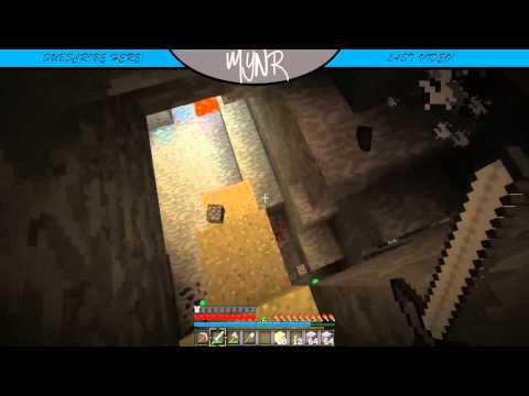 Lets Play Minecraft   Episode 2   DIAMONDS!!