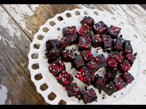 Grain Free Chocolate Brownies, Sugar Free,