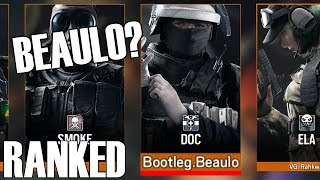 Rainbow Six Siege: Ranked - Fake Beaulo?
