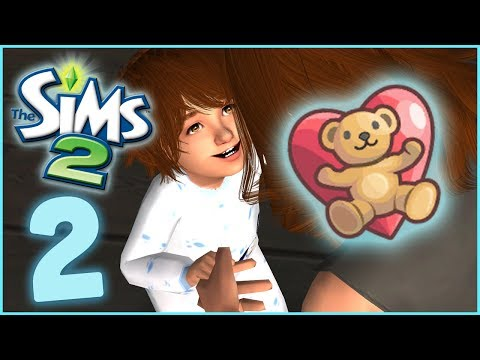 The Sims 2 | Collins Family | PT 2 | They Grow So Fast! ☹