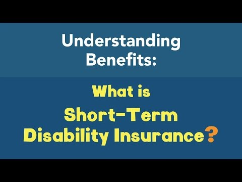 What is Short-Term Disability Insurance?