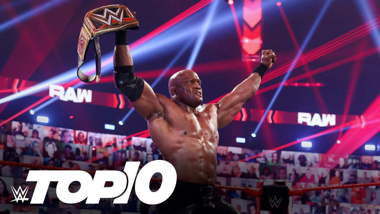 Bobby Lashley's greatest wins: WWE Top 10, March 3, 2021