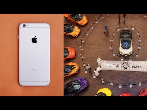 Apple Gave Me A New iPhone & Supercars Majlis in Dubai Mall !!