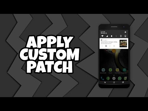 Apply Custom Patch || Youtube Background Playback || Lucky Patcher