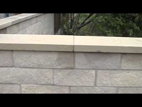 Flat Coping Stones and Walling Stone