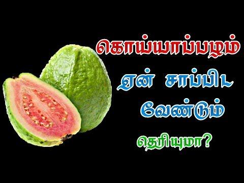 கொய்யாப்பழம் ஏன் சாப்பிட வேண்டும் | Koyyappazham