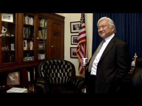 Office Space: Rep. Honda's Living History