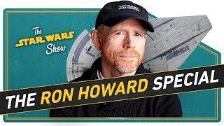 Solo Director Ron Howard Stops By to Give Star Wars the Arrested Development Treatment