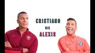 Stefan Kramer: Cristiano vs Alexis - Copa Confederaciones 2017