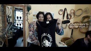 Dixita meeting her Mom after long || PapaPugu Pokhara Trip ||