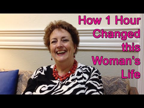 How 1 Hour Changed This Woman's Life - Friend Your Body Health Coaching Testimonial