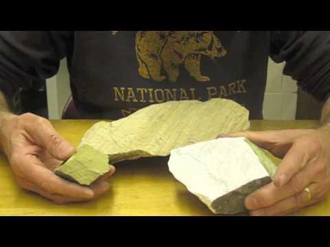 Identifying Sandstone
