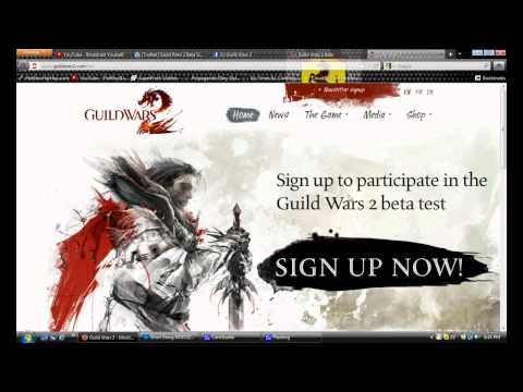 How To Get The Guild Wars 2 Beta (Sign Up Now)