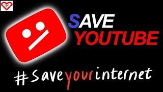 Artículo 13 explicado en menos de dos minutos #SaveYourInternet