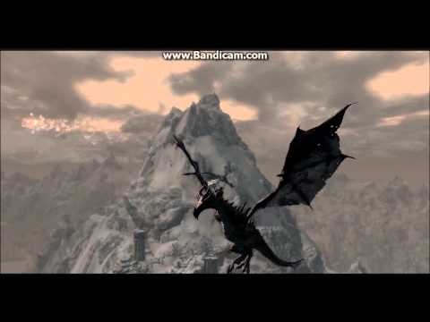 skyrim ordahviing vs dragon