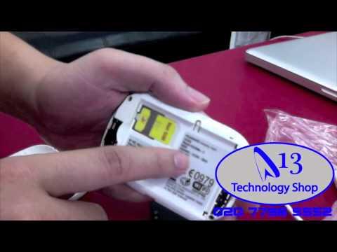 ແນະນຳ wifi 3G Technology shop