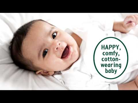 Healthy Cotton Plants Keep Your Baby Happy