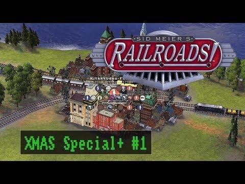Sid Meiers Railroads - XMAS Special+ #01 - Japan [ Deutsch ]