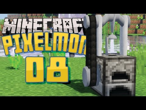 AUTOMATED POKEBALL CRAFTING!  | Minecraft: Pixelmon Public Server | Episode 8