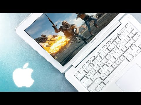 Gaming on a $200 MacBook