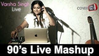 Varsha Singh   Charlie Puth - Attention   90s Bollywood Mashup    Non Stop Medley