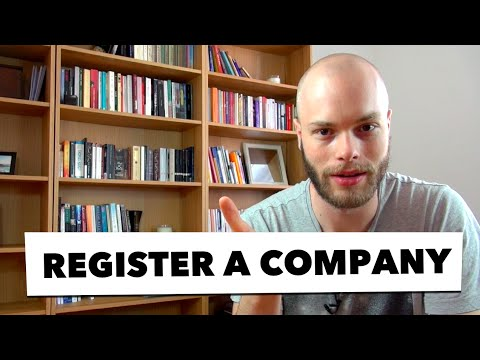 Registering A Company  — Do You Need To Register A Company?  | #110