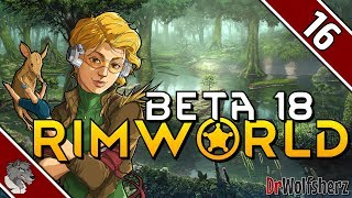 19] REVENGE of the ALPHABEAVERS ▷ RimWorld Beta 18 Gameplay