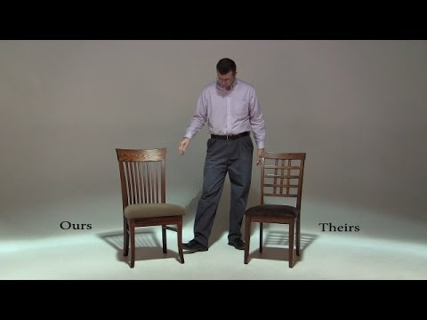 Dining Room Chair Comparison
