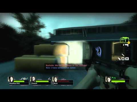 Left 4 Dead 2 (w/ RaeRae1192) Part 4