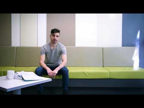 Psychology (Honours) student Francesco - The University of South Australia
