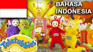 ★Teletubbies Bahasa Indonesia★ Pesta ★ Full Episode - HD   Kartun Lucu 2018