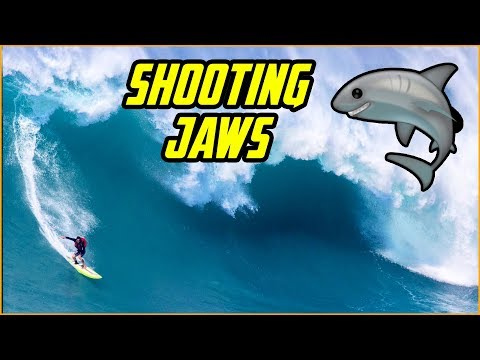 Shooting JAWS | Maui Peahi Big Wave Surf Photography | Case Study #2