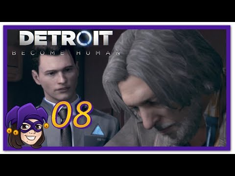 Lowco Plays Detroit: Become Human (Part 8)