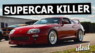 6 Japanese Tuner Cars That Eat Supercars For Lunch!