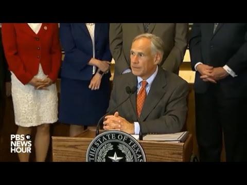 WATCH: Texas Gov. Greg Abbott announces new school safety plan