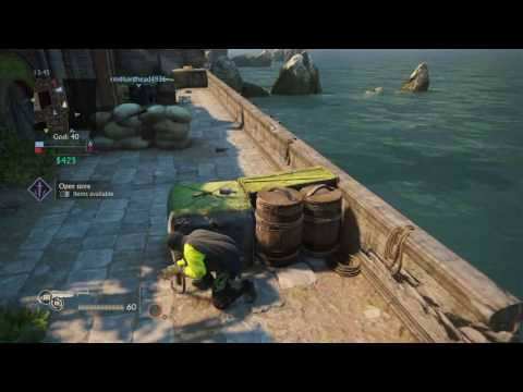 Uncharted 4: A Thief's End™. Multiplayer gameplay