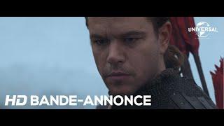La Grande Muraille - Bande-Annonce Officielle VOST [Au cinéma le 11 janvier 2017]