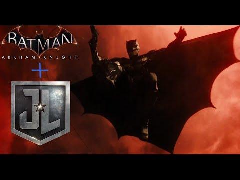 Justice League Trailer Remake (Arkham Knight)