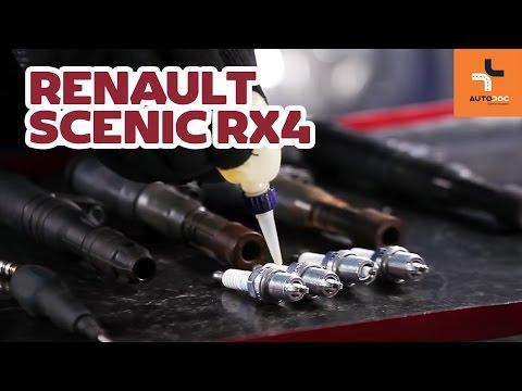 How to replacespark plug onRENAULT SCENIC RX4TUTORIAL | AUTODOC