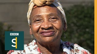 Windrush Generation poem by Theophina Gabriel - BBC Stories