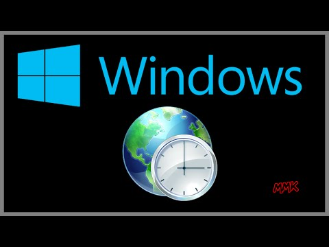 How to Fix Time on Windows - Edit Time Zone