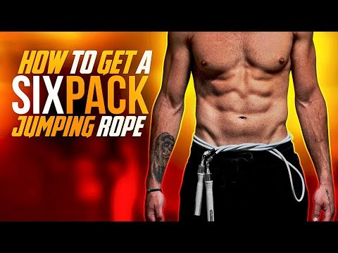 How To ACTUALLY Get A Six Pack Jumping Rope