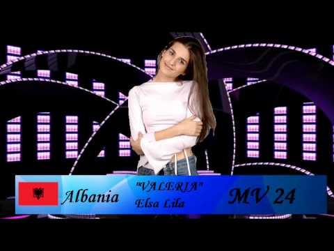 Melodyvision 24 - Albania - Elsa Lila -
