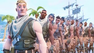 This default army kept stream sniping me...