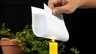 12 AMAZING PAPER TRICKS / PAPER EXPERIMENTS
