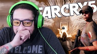 THE BALLAD OF ERIC - FAR CRY 5 FUNNY HIGHLIGHTS