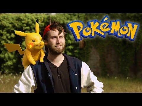 Pokémon Movie - Official trailer 1 [HD] ポケモン映画