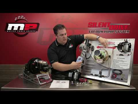Silent Drive Vacuum Pump by Master Power